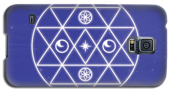 Souls Journey Home Galaxy S5 Case