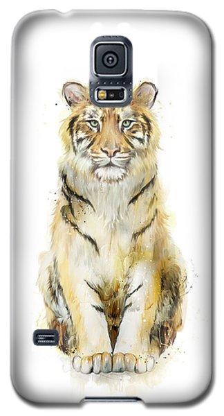 Sound Galaxy S5 Case by Amy Hamilton