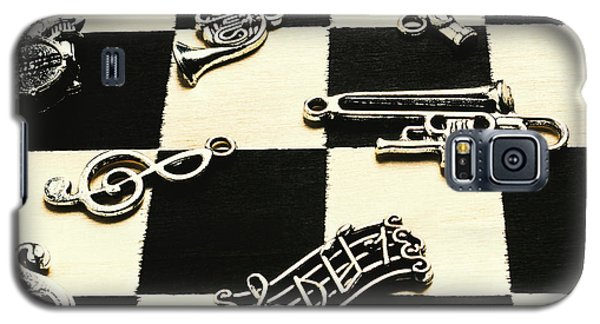 Trumpet Galaxy S5 Case - Sound Cheque by Jorgo Photography - Wall Art Gallery