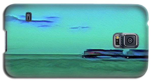 Sound Of A Train In The Distance Galaxy S5 Case