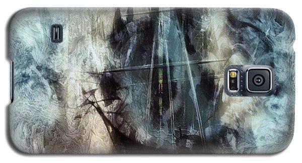 Sound Of Silence IIi Galaxy S5 Case