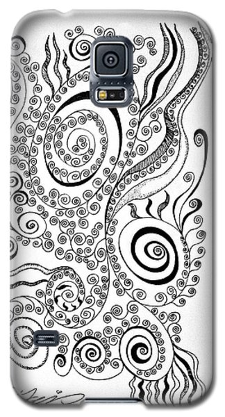Sound Of The Lines Galaxy S5 Case