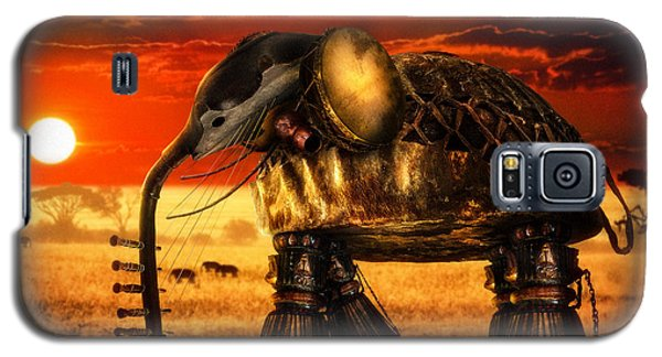 Sounds Of Cultures Galaxy S5 Case