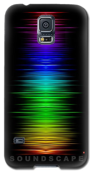 Soundscape 8 Galaxy S5 Case
