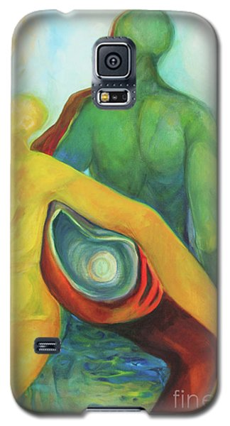 Source Keepers Galaxy S5 Case by Daun Soden-Greene