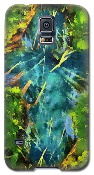 Source Of Water Galaxy S5 Case