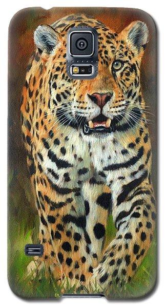 South American Jaguar Galaxy S5 Case