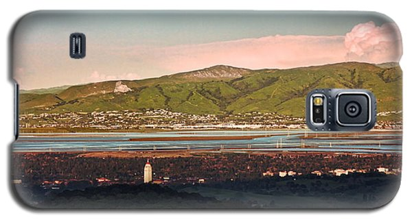 South Bay With Stanford Galaxy S5 Case