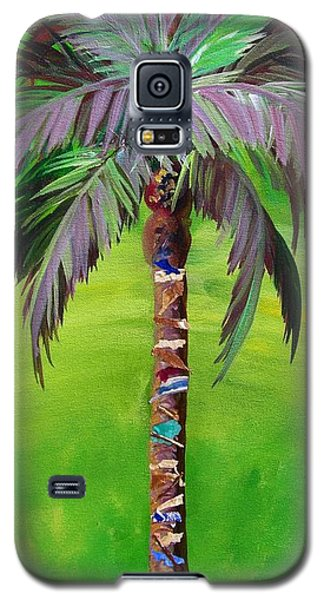 South Beach Palm IIi Galaxy S5 Case