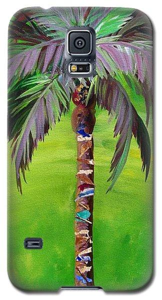 South Beach Palm IIi Galaxy S5 Case