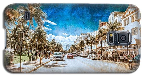 South Beach Road Galaxy S5 Case