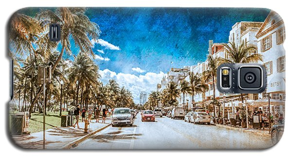 South Beach Road Galaxy S5 Case