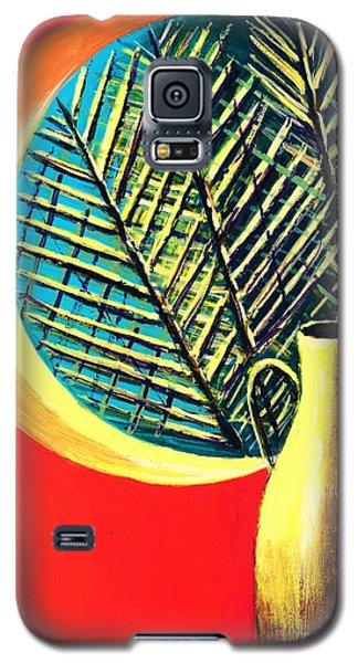 South Beach Window  Galaxy S5 Case