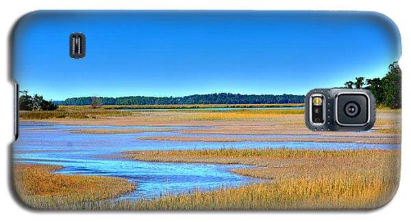 South Carolina Lowcountry H D R Galaxy S5 Case