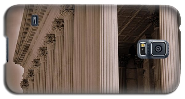 South Carolina State House Columns  Galaxy S5 Case
