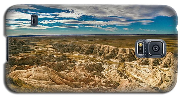 South Dakota Bad Lands.... Galaxy S5 Case