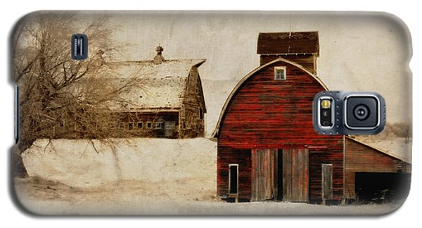 South Dakota Corn Crib Galaxy S5 Case