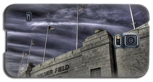 South End Soldier Field Galaxy S5 Case
