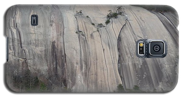 Galaxy S5 Case featuring the photograph South Face - Stone Mountain by Joel Deutsch