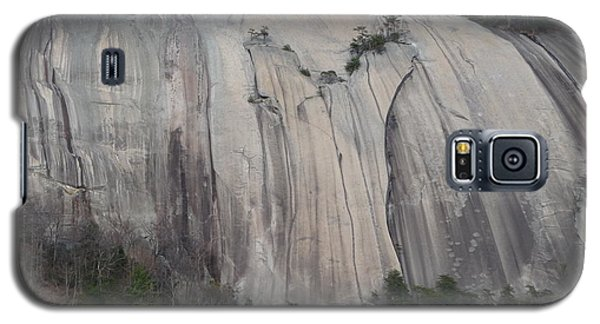 South Face - Stone Mountain Galaxy S5 Case by Joel Deutsch