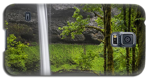 South Falls In Silver Falls State Park Galaxy S5 Case