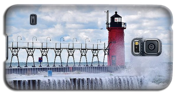 South Haven Lighthouse Galaxy S5 Case
