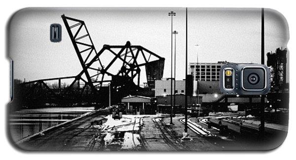 South Loop Railroad Bridge Galaxy S5 Case