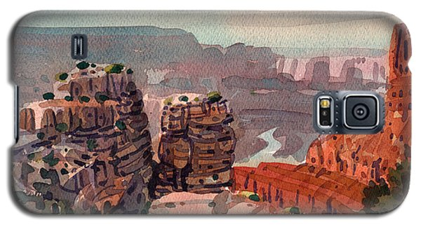 South Rim Galaxy S5 Case by Donald Maier