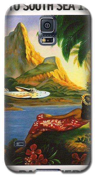 South Sea Isles Galaxy S5 Case