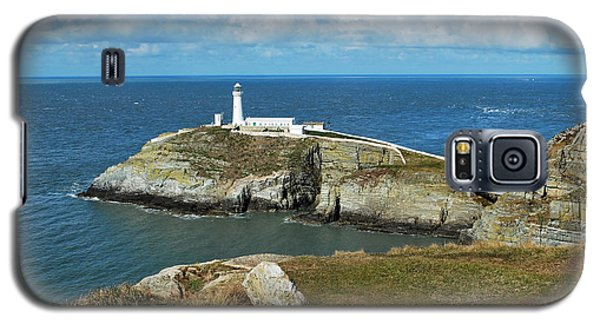 South Stack Light House Galaxy S5 Case