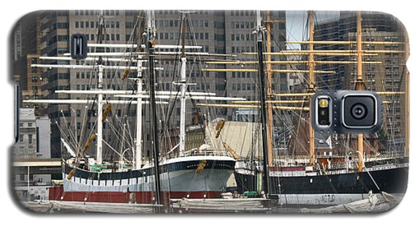 South Street Seaport Pioneer Galaxy S5 Case