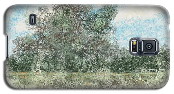 South Texas Brush Country I Galaxy S5 Case