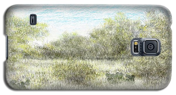 South Texas Brush Country II Galaxy S5 Case