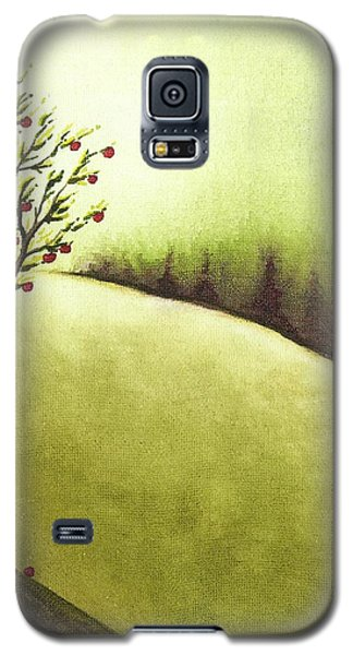 South Wind Galaxy S5 Case by Danielle R T Haney