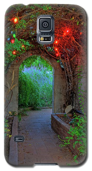Southeast Arizona Garden Galaxy S5 Case