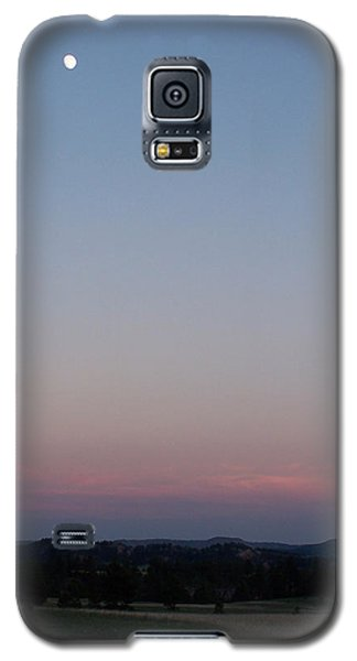 Southern Black Hills Moon Galaxy S5 Case