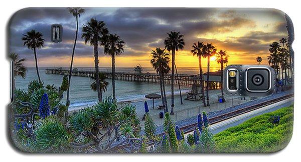 Southern California Sunset Galaxy S5 Case by Sean Foster