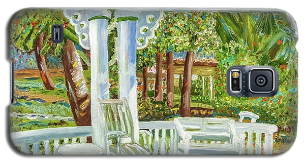 Southern Porches Galaxy S5 Case