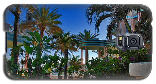 Southernmost Lush Garden In Key West Galaxy S5 Case