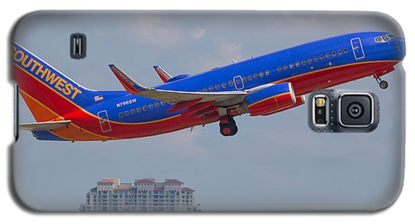 Southwest Airlines Galaxy S5 Case