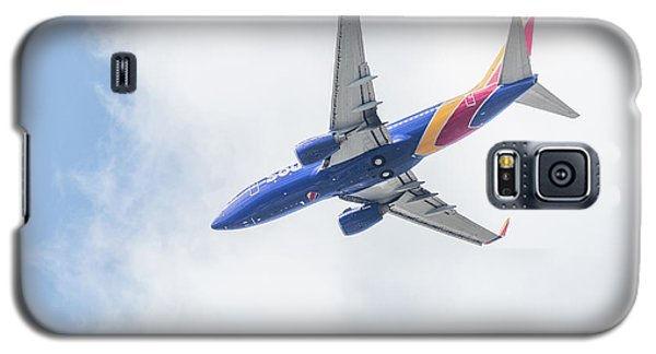 Southwest Airlines With A Heart Galaxy S5 Case