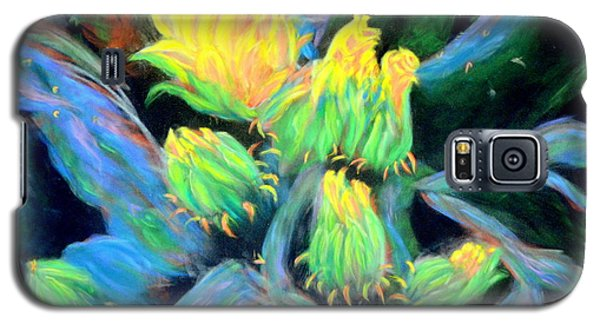 Southwesterly Cactus Impression Of.....sold Galaxy S5 Case