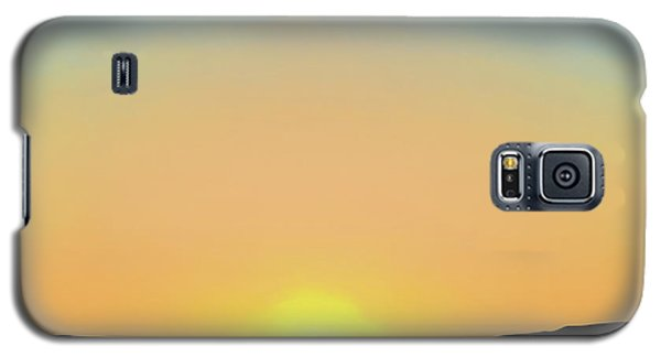 Galaxy S5 Case featuring the photograph Southwestern Sunset by David Gordon