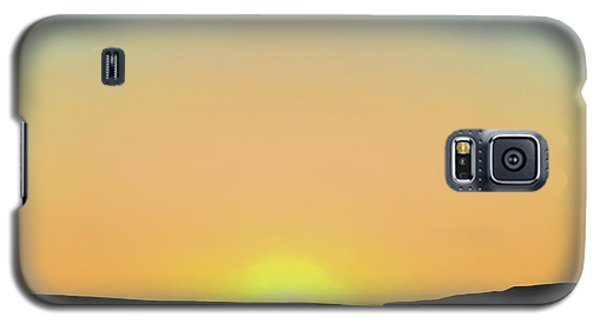 Southwestern Sunset Galaxy S5 Case