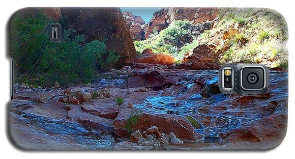 Sowats Creek Kanab Wilderness Grand Canyon National Park Galaxy S5 Case