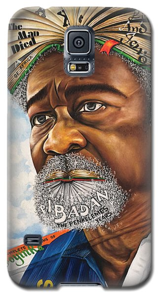 Soyinka An African Literary Icon Galaxy S5 Case