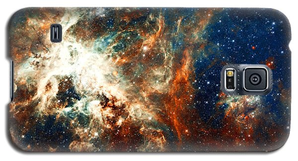Space Fire Galaxy S5 Case