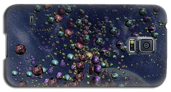 Space Geometry Galaxy S5 Case