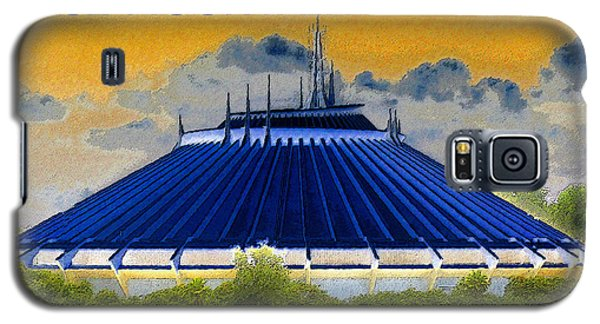Space Mountain Galaxy S5 Case by David Lee Thompson
