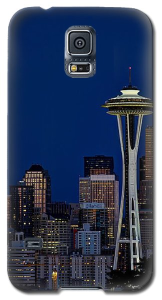 Space Needle Galaxy S5 Case